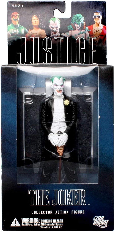 Justice League  Series 3 - The Joker Figure (Figur) B-Ware