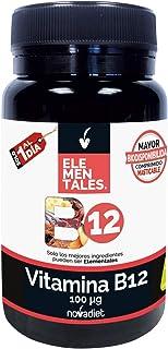 Novadiet - Vitamina B12 100 Mcg. 120 Comp Elementales