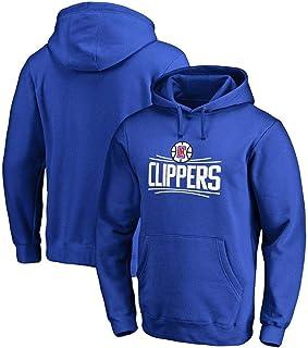 official photos 06bf9 4a7c9 Sudadera Con Capucha De La NBA Los Angeles Clippers, Camiseta De Baloncesto  Camiseta Cómoda