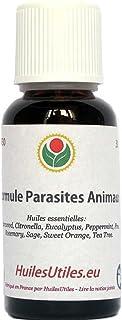 HuilesUtiles - La Formule Parasites Animaux - 30 ml