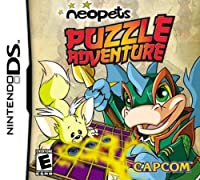 Neopets Puzzle Adventure (NDS) (輸入版)