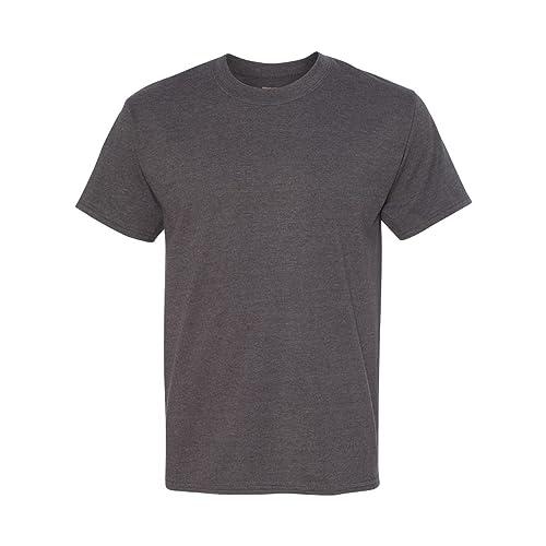 234045e187 Hanes Big Men s Beefy-t Tall T-Shirt-d