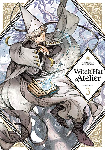 Witch Hat Atelier Vol. 3 (English Edition)