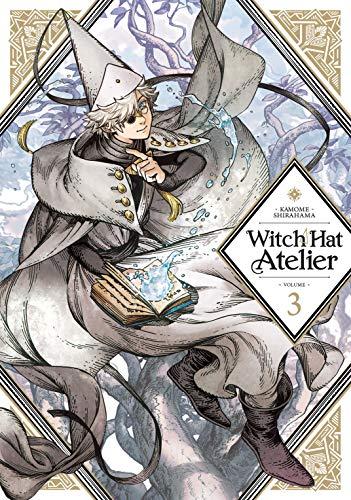 Amazon Com Witch Hat Atelier Vol 3 Ebook Shirahama Kamome Shirahama Kamome Kindle Store