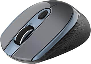 Wireless Mouse, 2.4G Wireless Ergonomic Optical Mouse, cimetech Slim Silent Mouse with USB Receiver and 3 Adjustable DPI C...