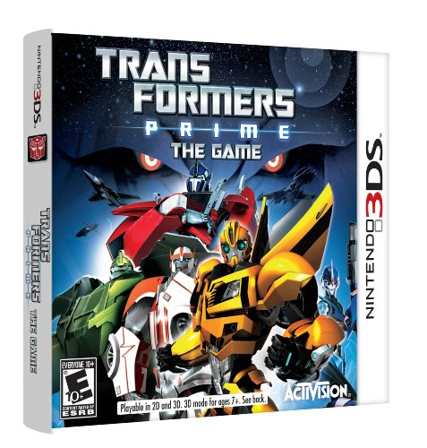 Transformers Prime: The Game – Nintendo 3DS