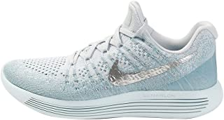 Women's Lunarepic Low Flyknit 2 Running Shoe 6.5 Blue