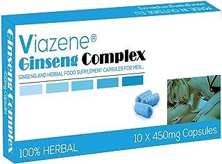 Ultra Strong Viazene's Ginseng Complex 450mg - (10