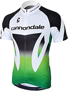 UONO Mens Short Sleeves Team Cycling Jersey Jacket Bicycle Bike Shirt