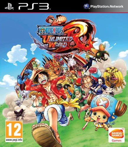 One Piece Unlimited World Red - Straw Hat Edition /ps3 (輸入版)