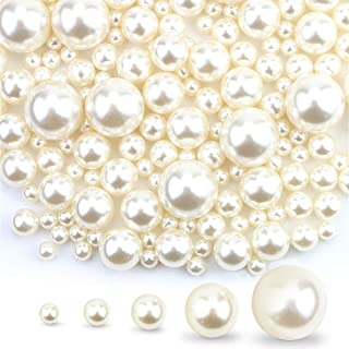 ivory white color loose pearl beads,DIY necklace bracelet gift for her B0293 AA 1 strand 5.5-6mm oval rice beads pearls