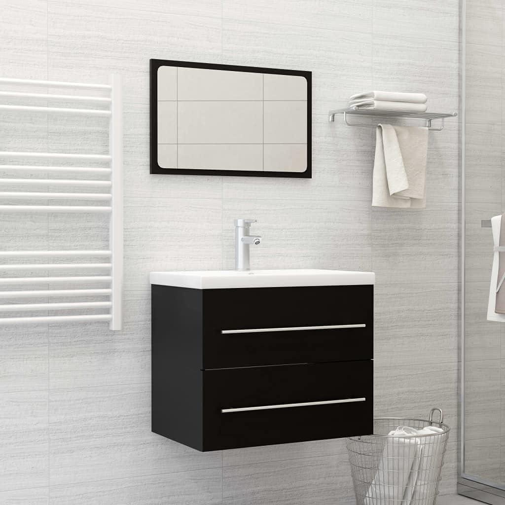 Cash special price Max 85% OFF Minimalist Design Furniture Set with Sink high-Definition Mirror