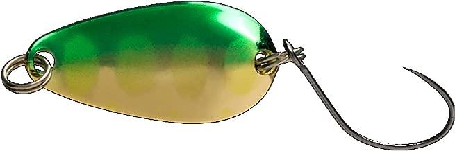 JACKALL(ジャッカル) スプーン ティモン ティアロ 22mm 0.7g グリーンヤマメ #17