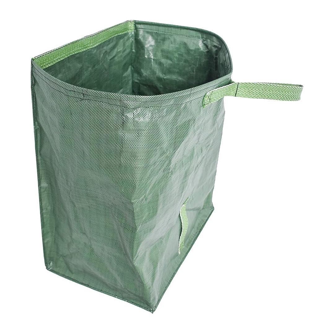 指導するシルク子供時代ガーデンバッグ ガーデンバケツ ゴミバッグ 収納専用バッグ 大容量 庭、公園、芝生など用 再利用可