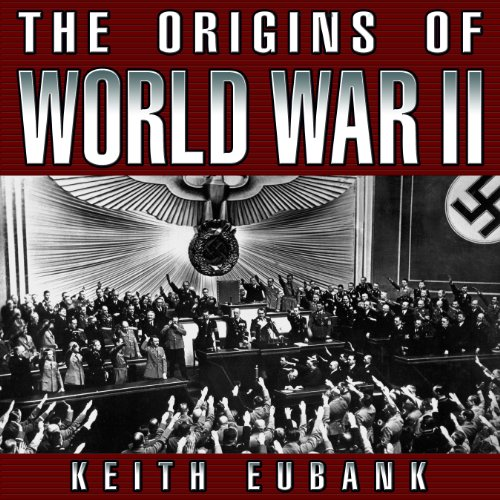 The Origins of World War II audiobook cover art