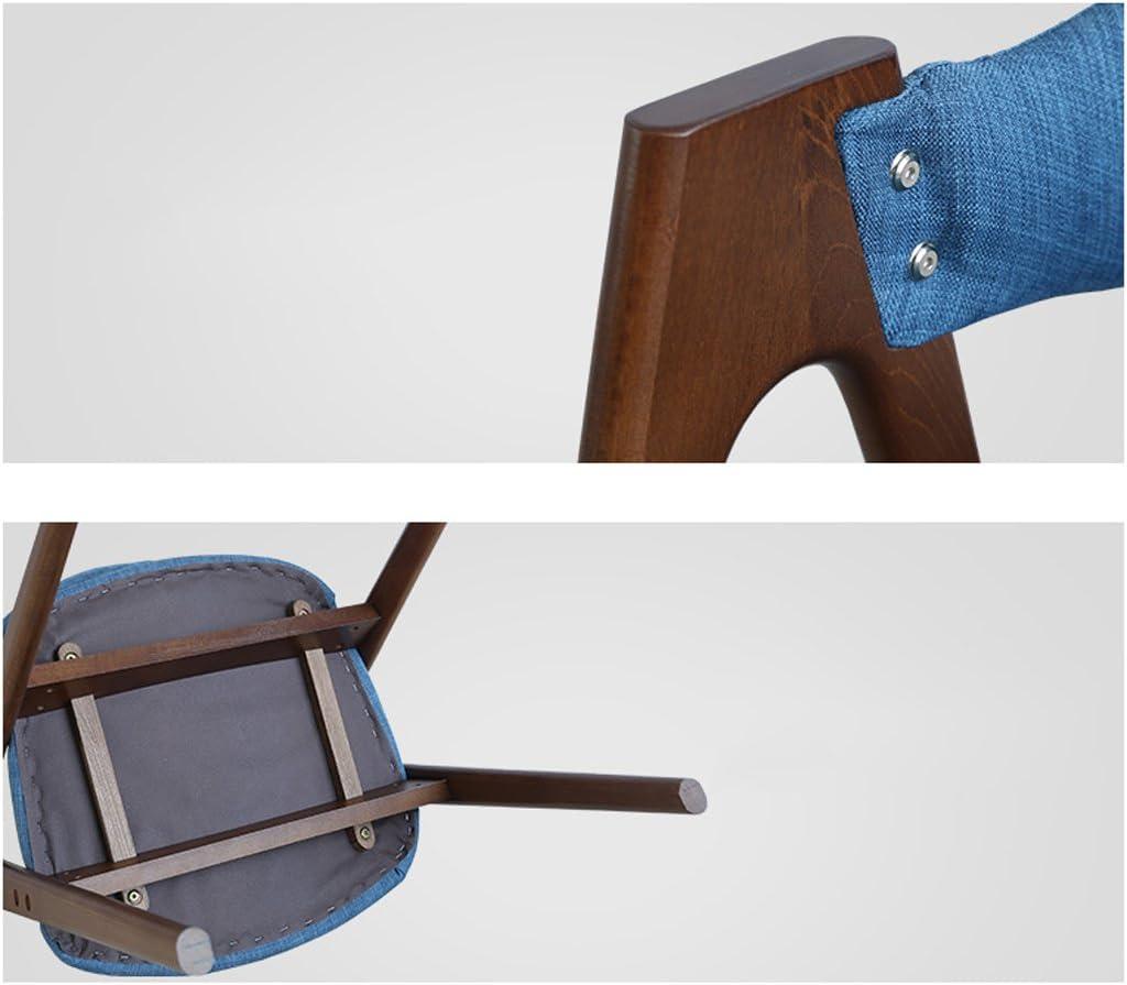 Chaise à manger de loisirs, chaise simple d'ordinateur, chaise de mode à la maison (Couleur : A) B