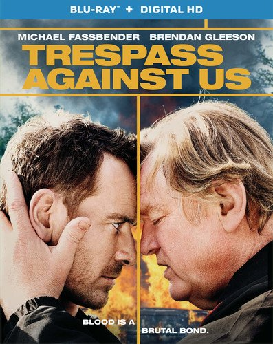 Trespass Against Us [Edizione: Stati Uniti] [Italia] [Blu-ray]