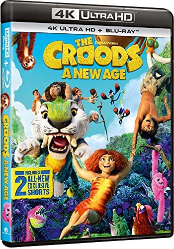 I Croods 2 - Una Nuova Era (Ultra HD + Blu-ray) ( Blu Ray)