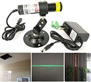 520nm Green Line Generator Laser Diode Module for Stone Wood Cutting