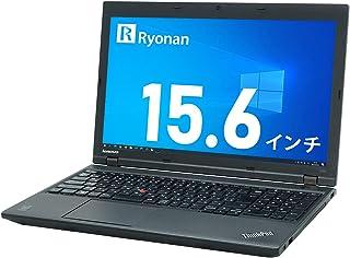 Lenovo L540 15.6インチ ノートPC 第4世代 Core i5 メモリ:16GB SSD:240GB Win10 office テンキー&Webカメラ内蔵 USB3.0 Wi-Fi (整備済み品)
