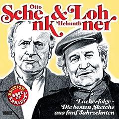 Otto Schenk & Helmuth Lohner - Lacherfolge - Die besten Sketche aus fünf Jahrzehnten