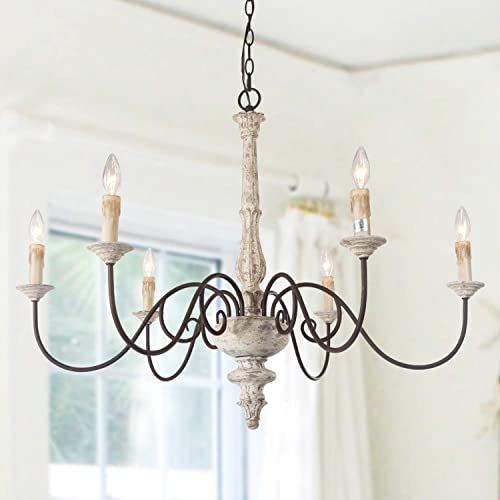 buy online f10b8 d90aa Country French Pendant Lights: Amazon.com