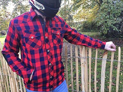 Bores Lumberjack in einer Sonderfarbe (5XL)