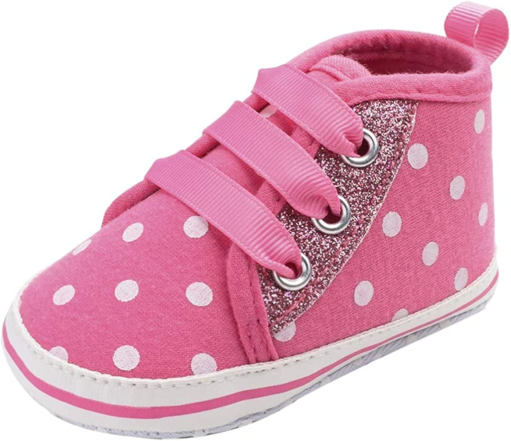Baby Austin Mall Girls First Walkers Boots Toddler Ranking TOP12 Kid Print Dots Infant Pre