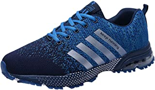 〓COOlCC〓Sneakers for Women &Men, Lightweight Breathable Mesh Athletic Gym Sports Walking Running Shoes Loafers Flats