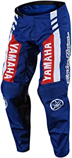 Troy Lee Designs GP TLD Yamaha RS1 Men's Off-Road Motorcycle Pants - Blue / 30