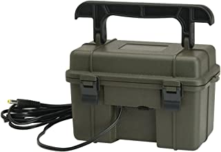 STEALTH CAM STC-12VBB 12-Volt Battery Box & Cable
