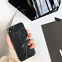Case for iPhone 11 Pro X XR XS Max 7 8 Plus Soft TPU Silicone Cover Cases for iPhone 8 7 6 6S Plus Back,Black 2,7Plus 8Plus