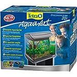 Tetra-AquaArt-Discovery-Line-Aquarium-Komplett-Set-inklusive-T5-Leuchtstoffrhre-Innenfilter-und-Futter-versch-Farben-und-Gren