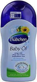 Baby Oil 400ml oil by Bubchen