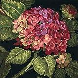 Dimensions Hydrangea Bloom Needlepoint Kit
