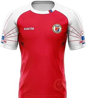 SAETA Men's Haiti Official Away Jersey
