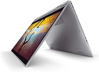 "Medion S4403 - Portátil táctil Convertible y Ultrafino 14"" FullHD (Intel Core i3-7020U, 4GB RAM, 128GB SSD, Windows 10) Gris Titanium - Teclado QWERTY español"