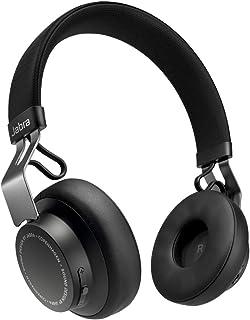 Jabra Elite 25h Wireless Bluetooth Headphones, Titanium Black – Long Battery Life, Ultra-Light and Comfortable Wireless He...