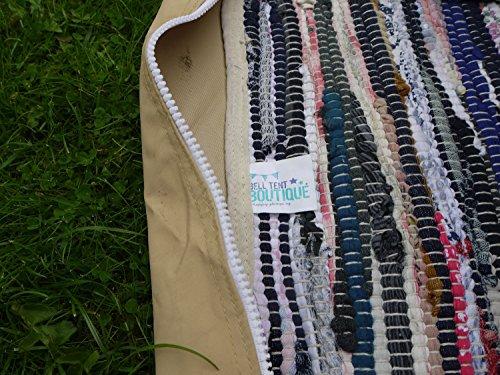 Bell tienda campaña Half Moon Rag Rugs Talla:6m Full