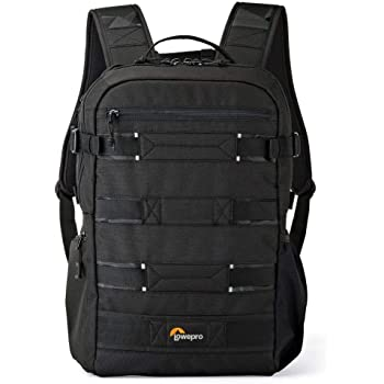 Lowepro LP36912 ViewPoint BP250 - A Multi-Purpose Backpack for DJI Mavic Pro/Mavic Pro Platinum, DJI Spark, 360 Fly or GoPro Action Cameras,Black