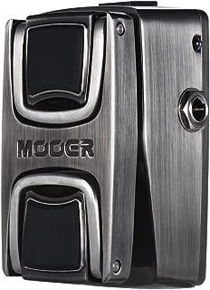 Festnight MOOER Phaser Player Digital Phaser Effect Pedal Pressure Sensing Switch True Bypass Full Metal Shell