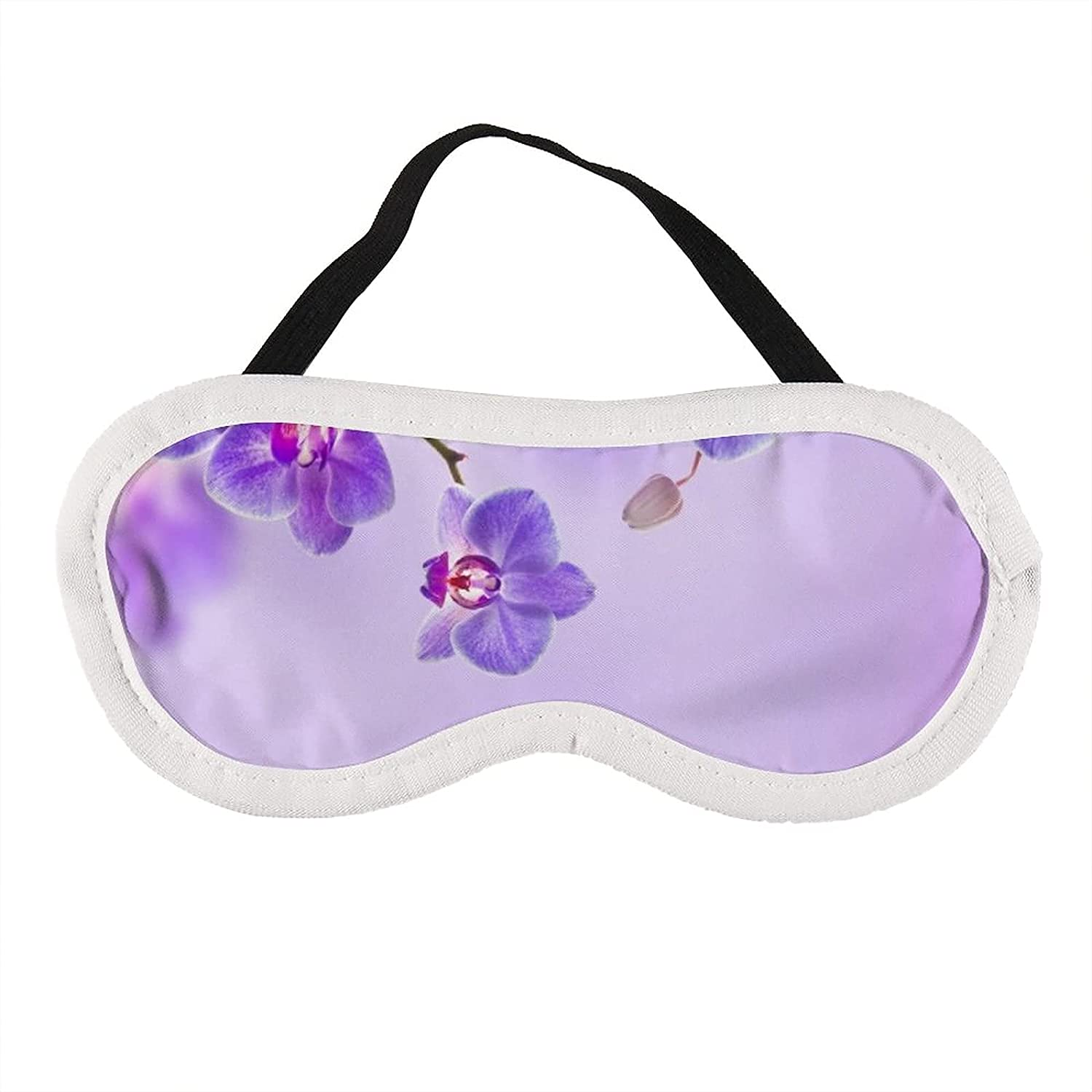 Tropical Orchids Purple Floral Sleep Eye Women Product Mask Kids Max 60% OFF Gir for