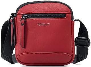 Doppie cerniere Borsa a tracolla in pelle Crossbody Borse per le Donne Grande Capacità Semplice Ins Messenger Bag Femminil...