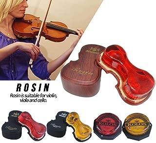 Polvo bajo Resina Viol/ín Arco Resina Resina Viol/ín Natural Violonchelo Viola Bajo Resina Instrumento Musical Resina Bnineteenteam Resina
