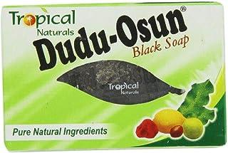 TROPICAL NATURAL Dudu Osun Black Soap, 6-Count, 31.74 Ounce