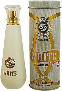 Giorgio Beverly Hills 90210 White Jeans Eau De Toilette Spray for Women 3.4 Ounce by Giorgio Beverly Hills