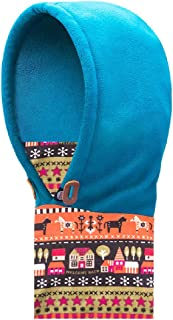 TRIWONDER Kids Fleece Balaclava Face Mask for Cold Weather Ski Mask Winter Windproof Cap Neck Warmer Full Face Cover Hat for Boys Girls Toddler Youth