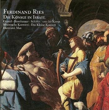 Ries, F.: Konige in Israel (Die)