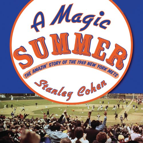A Magic Summer audiobook cover art