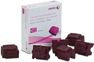 Genuine Xerox Magenta Solid Ink Sticks for the ColorQube 8900 (6 per box), 108R01015